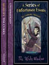 The Wide Window (MP3): A Series of Unfortunate Events Series, Book 3