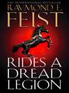 Rides a Dread Legion (eBook): Riftwar: The Demonwar Saga, Book 1