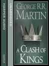 A Clash of Kings, Part 1 (MP3): A Song of Ice and Fire Series, Book 2