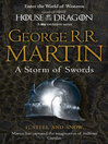 A Storm of Swords: Steel and Snow, Part 1 (eBook): A Song of Ice and Fire Series, Book 3