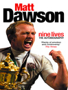 Matt Dawson (eBook): Nine Lives