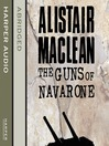 The Guns of Navarone (MP3): The Guns of Navarone Series, Book 1