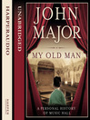 My Old Man (MP3): A Personal History of Music Hall