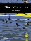 Bird Migration (eBook): Collins New Naturalist Library Series, Book 113