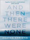 And Then There Were None (eBook)