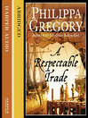 A Respectable Trade (MP3)