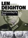 Yesterday's Spy (eBook)