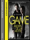 Game (The Game Trilogy, Book 1) (MP3)