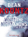 What the Night Knows (eBook)