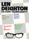 The Harry Palmer Quartet (eBook)