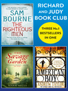 Richard and Judy Bookclub--3 Bestsellers in 1 (eBook): The American Boy, The Savage Garden, The Righteous Men