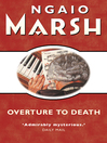 Overture to Death (eBook): Rodderick Alleyn Series, Book 8