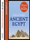 Ancient Egypt (MP3): History in an Hour