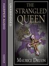 The Strangled Queen (MP3): The Accursed Kings Series, Book 2