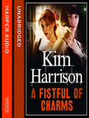 A Fistful of Charms (MP3): The Hollows Series, Book 4