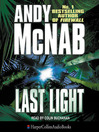 Last Light (MP3): Nick Stone Series, Book 4