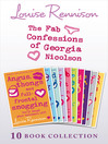 The Complete Fab Confessions of Georgia Nicolson (eBook): Books 1-10