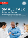 Small Talk (eBook): B1+ (Collins Business Skills and Communication)