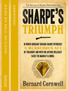 Sharpe's Triumph (MP3): Sharpe Series, Book 2