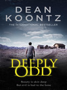 Deeply Odd (eBook): Odd Thomas Series, Book 6