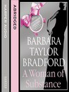 A Woman of Substance (MP3): Emma Harte Series, Book 1