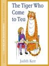 THE TIGER WHO CAME TO TEA (MP3)