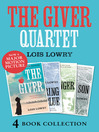The Giver, Gathering Blue, Messenger, Son (eBook)