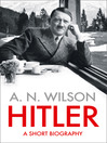Hitler (eBook): A Short Biography