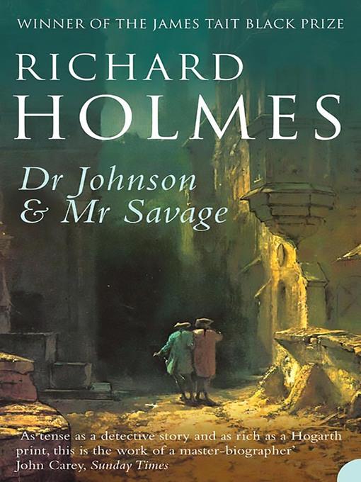 Dr Johnson and Mr Savage (eBook)