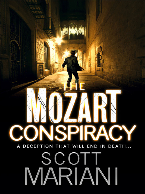The Mozart Conspiracy (eBook): Ben Hope Series, Book 2