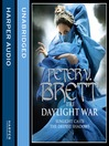 The Daylight War (MP3): Demon Cycle Series, Book 3