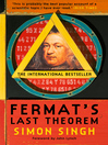 Fermat's Last Theorem (eBook)