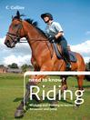 Riding (eBook)