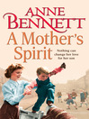 A Mother's Spirit (eBook)