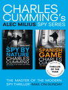 A Spy by Nature / The Spanish Game (eBook): The Alec Milius Novels