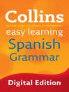 Collins Easy Learning Spanish Grammar (eBook)