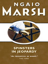 Spinsters in Jeopardy (eBook)