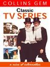 Classic TV Series (eBook)