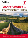 Short walks in the Yorkshire Dales (eBook)