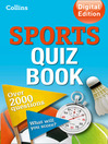 Collins Sports Quiz Book (eBook)
