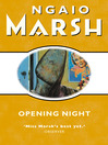 Opening Night (eBook)