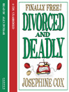 Divorced and Deadly (MP3)