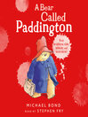 A Bear Called Paddington (MP3)