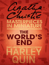 The World's End (eBook): An Agatha Christie Short Story