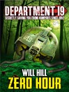 Zero Hour (eBook): Department 19 Series, Book 4
