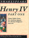Henry IV (Part One) (MP3)