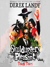 Dark Days (MP3): Skulduggery Pleasant Series, Book 4