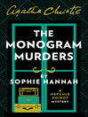 The Monogram Murders (eBook): The New Hercule Poirot Mystery