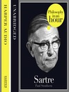 Sartre (MP3): Philosophy in an Hour