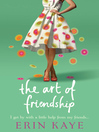 The Art of Friendship (eBook)